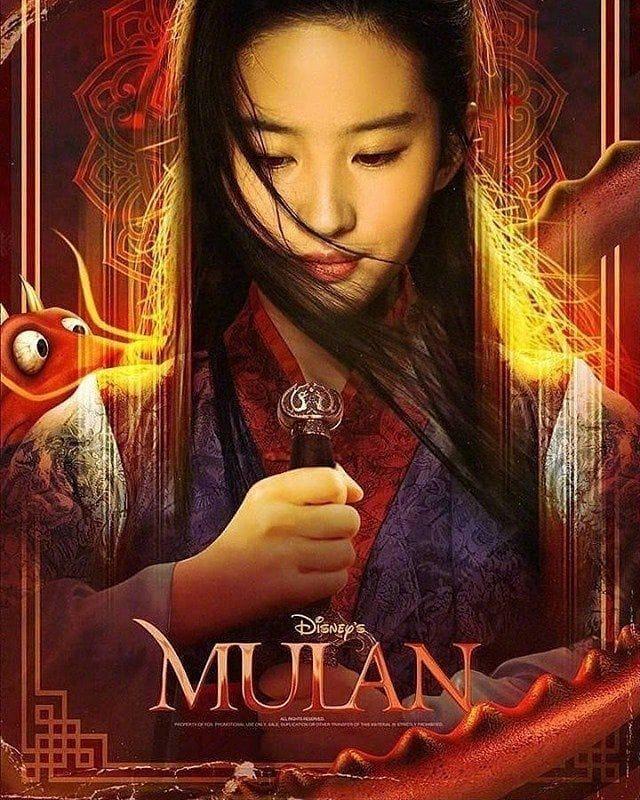 Repost Tofupopradio Liuyifei Is Mulan In Live Action Movie Is For 2020 Disneyprincess Disney He Mulan Movie Mulan Disney Live Action Movies