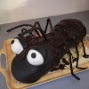 Chocolate Covered Ant Cake