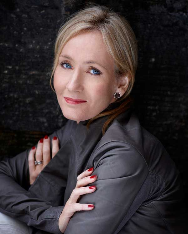 "J,K. Rowling on banned books: ""A very famous writer once said, 'A book is like a mirror. If a fool looks in, you can't expect a genius to look out.' People tend to find in books what they want to find."""