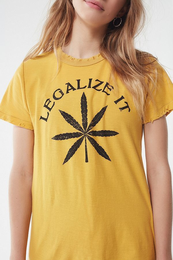 f1fa1f1b01 Slide View: 4: Stoned Immaculate Legalize Tee | Outfit pieces | Tees ...