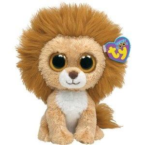 Ty Beanie Boos - King the Lion