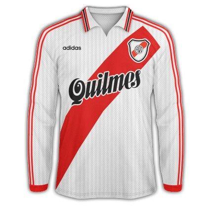 CARP - Camiseta Titular 1996.