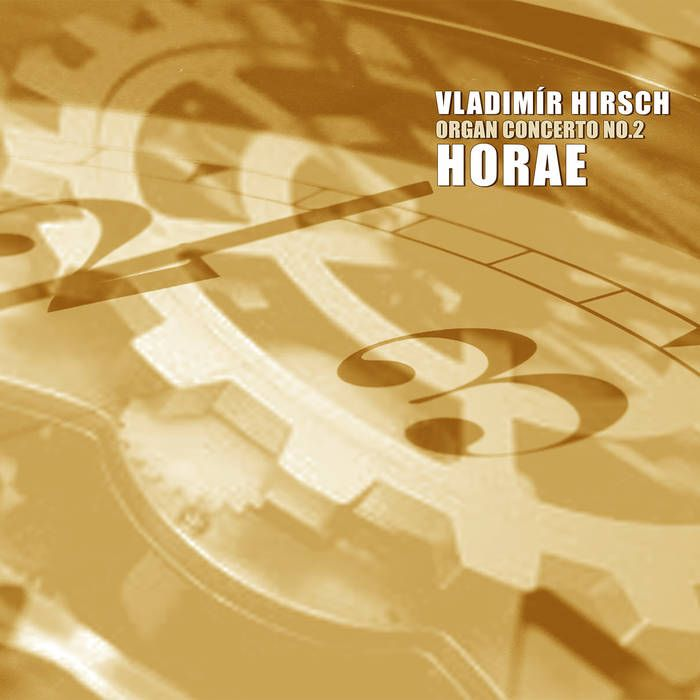 Horae (Organ Concerto no​.​2) by Vladimír Hirsch (2015). Released Dec.5 by Surrism Phonoethics #music #organ #concerto #czechia