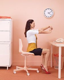 1000 Images About Stretching At Work On Pinterest The