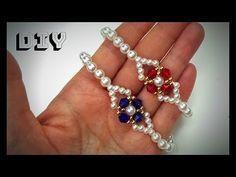 DIY Perlen Armbänder-einfach und elegant. Wie man Schmuck macht. leicht zu bördeln für …