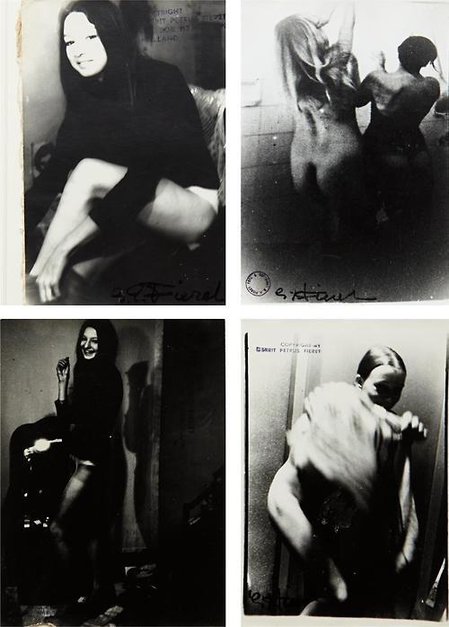 Gerard Pietrus Fieret — 4 plates Untitled, 1960s