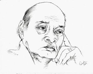 Sketches and Drawings : P.V. Narasimha Rao