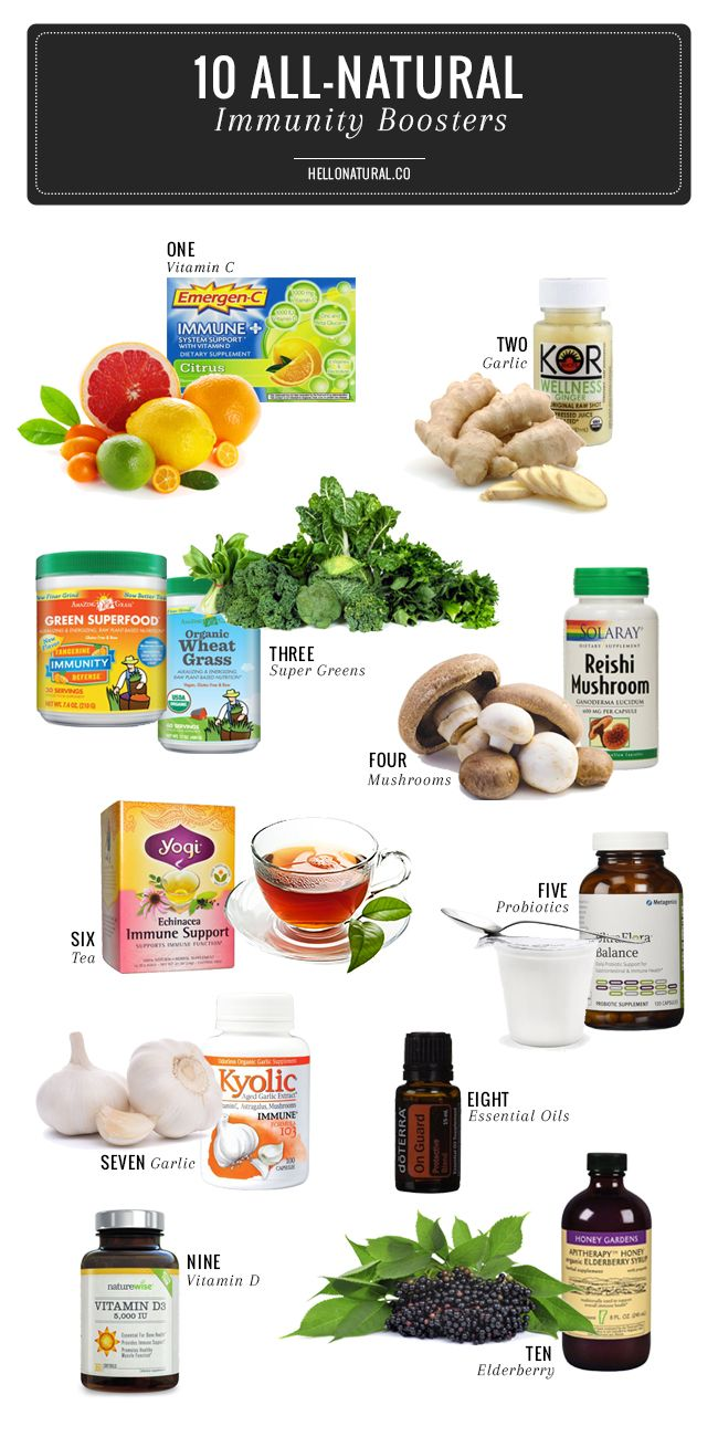 Fight Off the Crud with 10 All Natural Immunity Boosters   http   hellonatural co fight off the crud with 11 all natural immunity boosters