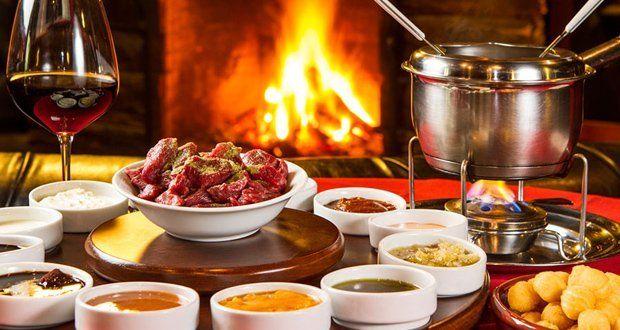 Onde comer fondue em Campos do Jordão - Guia da Semana