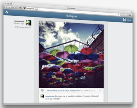 Instagram Expands to Desktops: This Week in Social Media