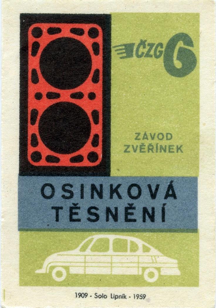 Best Vintage  Matchbox Labels Images On   Match