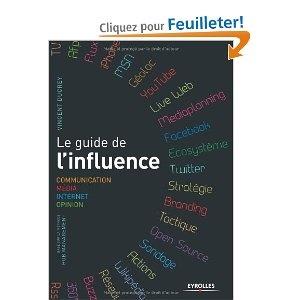 Pour bien comprendre les stratégies d'influence sur le web par Vincent Ducrey.