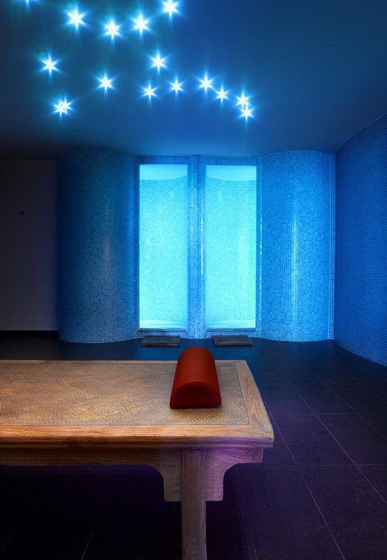 Spa special applications with mosaics