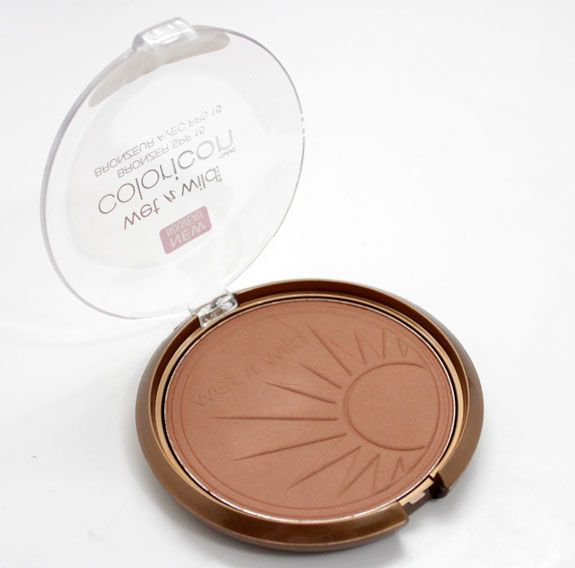 Wet n Wild Bronzer Ticket to Brazil best neck and chest bronzer I have bought and only $4 at drug stores!!