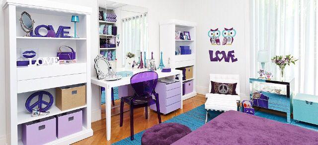 Inspiração de cores para quarto de casal