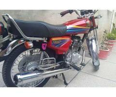 Honda Cg 125 Looking As New Original Engine For Sale In Karachi