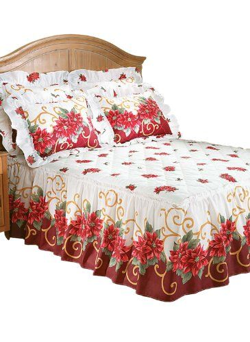 17 Best Images About Christmas Bedding And Extras On