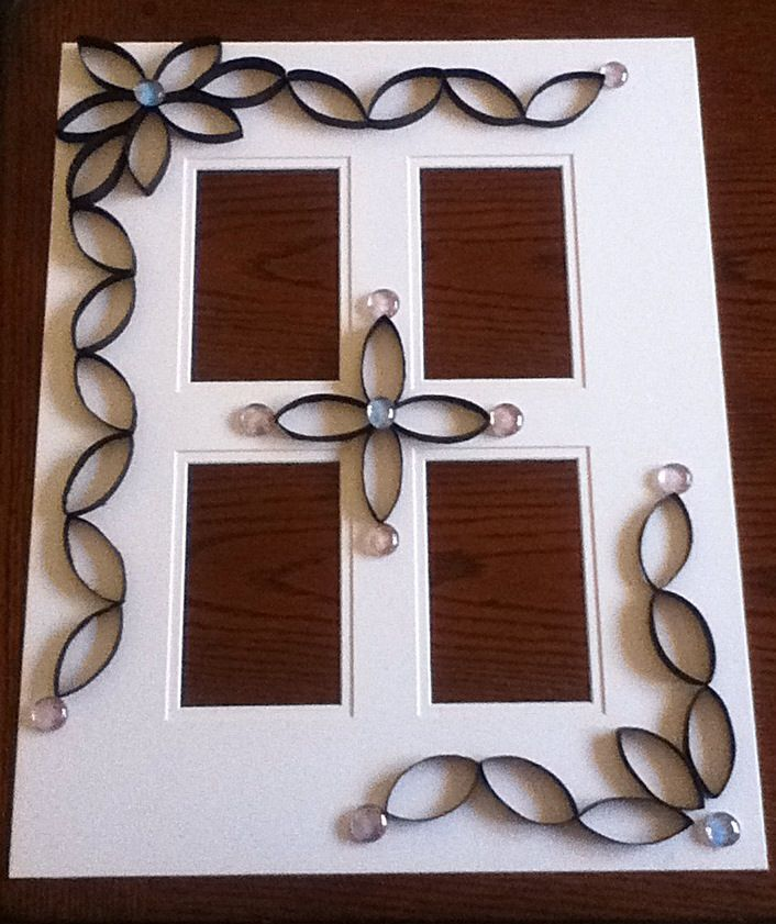41 best craft picture frames images on pinterest picture frame cardboard picture frame design solutioingenieria Images