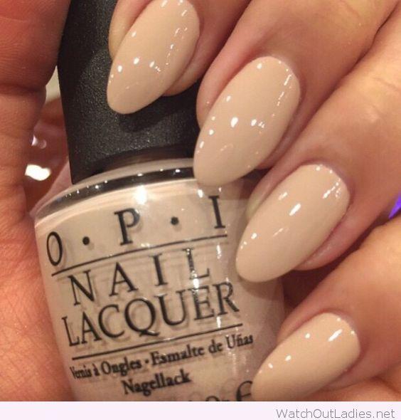 Wonderful nude oval nails - 25+ Beautiful Oval Nails Ideas On Pinterest Acrylic Nail Shapes