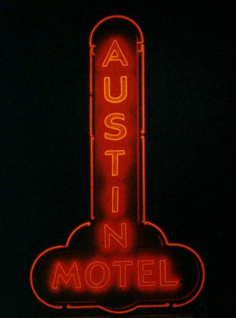 Austin Motel sign | Austin, Texas