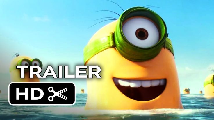 The Minions are back! Check out the 1st trailer for their upcoming solo movie. :D