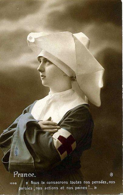 französische nonne.
