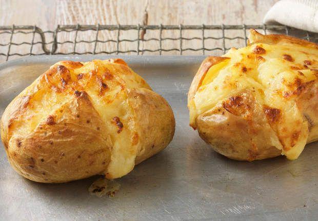 Pomme de terre au four, Lire la recette des pommes de terre au four