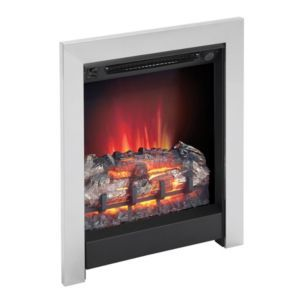 #Be Modern Fremont LED Inset Electric Fire #Be Modern Fremont LED Inset Electric Fire.When gas is not an option or you prefer an alternative the technology of an electric fire can still provide your home with realistic flickering flames and glowing fuel beds found within a real fire. This fire uses a thermostat which switches the heat on and off to maintain heat levels. This reduces the overall heat output required during use helping you use less energy and reduce running costs. This fire is…