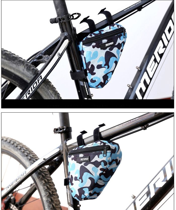 Fahrrad-Sattel-Tasche Satteltasche Fahrradtasche Gepäckträgertasche Shopping