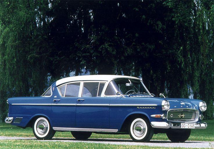 Opel Kapitan P1 1958