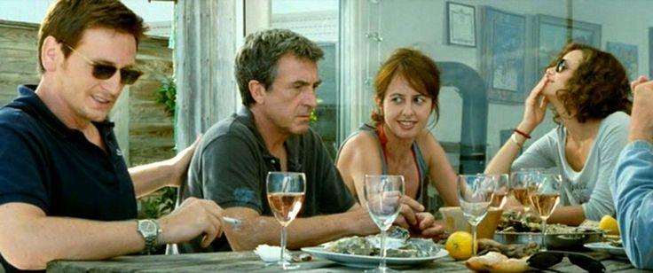"""#Français """"Les Petits Mouchoirs"""" 2010 de Guillaume Canet avec François Cluzet,  Marion Cotillard sur @mycineplus"""