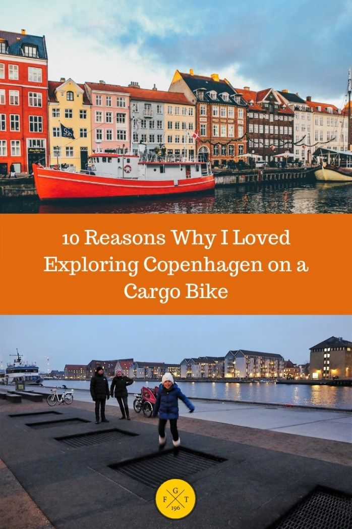 Cargo Biking In Copenhagen By 9 Year Old Family Travel Copenhagen Travel Outdoor Travel