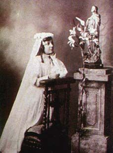 April 12 – St. Teresa of the Andes