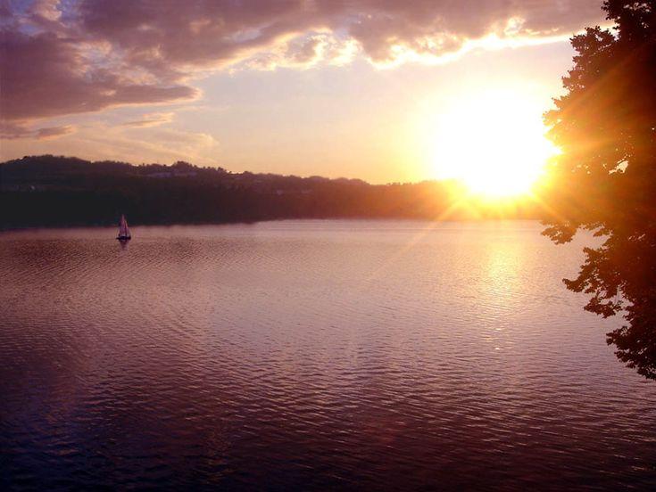Solina  #solina #lake #summer #poland #lato #jezioro #sunset #bieszczady