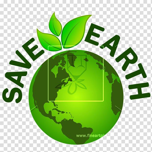 Save Earth Png Clipart