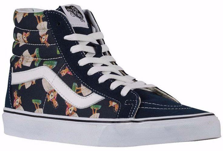 VANS Sk8-Hi переиздание размер 11.5 синие замшевые Digi хула нам мужские ботинки vn 0003 кейд 9 | Одежда, обувь и аксессуары, Обувь для мужчин, Спортивная обувь | eBay!