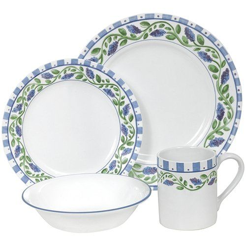 Watercolors · corelle dinnerware sets | Buy Corelle Impressions 16-Piece Dinnerware Set Service for 4  sc 1 st  Pinterest & 11 best Stuff to Buy images on Pinterest | Dinnerware sets Dish ...