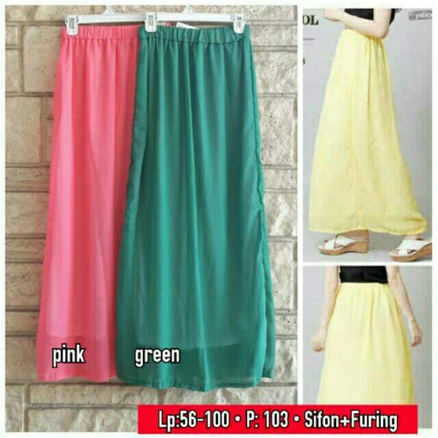 Saya menjual Maxi skirt 0908 seharga Rp70.000. Dapatkan produk ini hanya di Shopee! {{product_link}} #ShopeeID