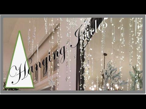 Wave Ribbon Christmas Tree Decorating Tutorial - How To Ribbon Technique - Holiday decorating - YouTube