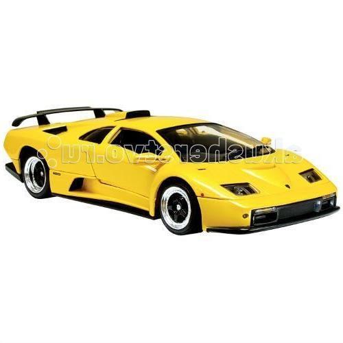 MotorMax Автомобиль 1:18 Lамborghini Diablo Gt
