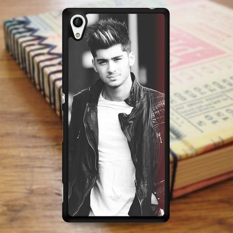 Zyan Malik Singer One Direction Sony Experia Z4 Case