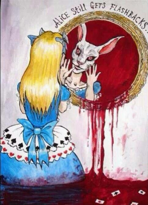 #Alice in #Wonderland