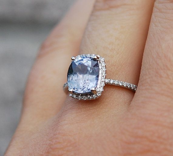 1000+ Ideas About Non Diamond Engagement Rings On