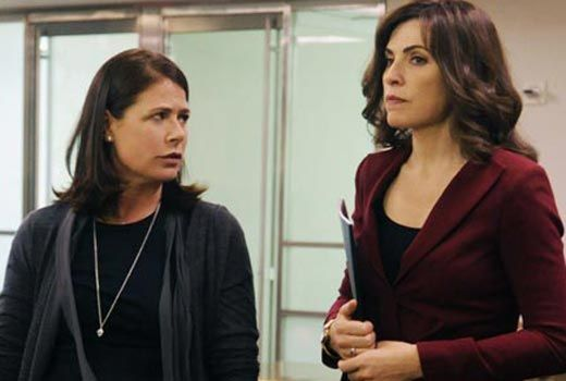 'Good Wife' Season 4 premiere clip, plus Carrie Preston returns and episode 2 pictures released