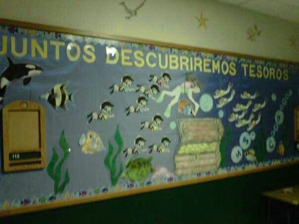 Foreign Language Classroom Decoration Ideas ~ Best images about spanish bulletin board ideas on