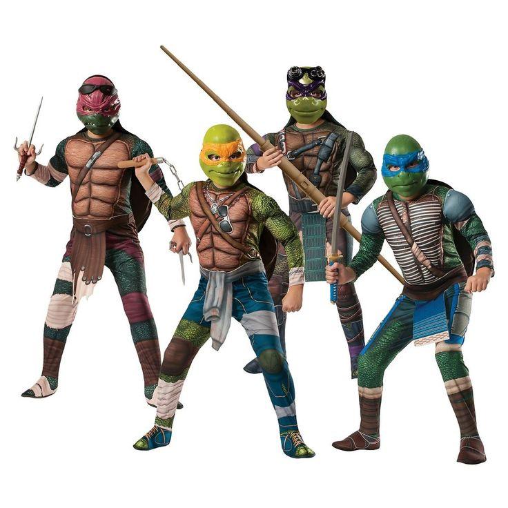 Teenage Mutant Ninja Turtle Weapons TMNT Costume Toy Halloween Fancy Dress #RubiesCostumeCoInc