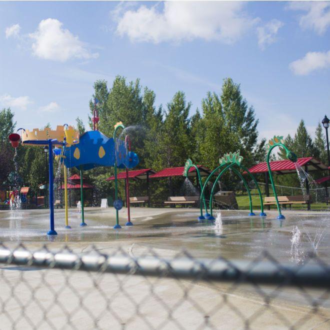 Top playgrounds in Edmonton