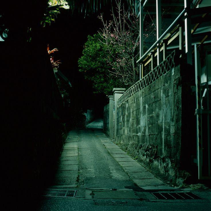 Akira ASKR aka Akira Asakura (Okinawa, Japan) - Small Alleyway Around My…