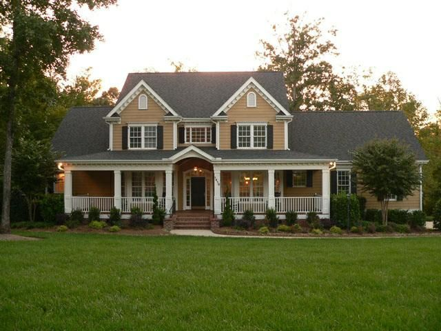 1632 best architecture images on pinterest for Southern dream homes