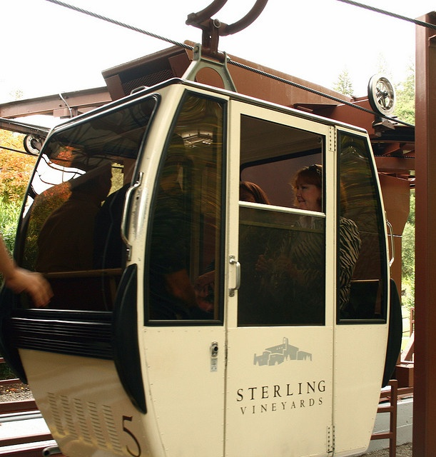 Sterling winery... our favorite